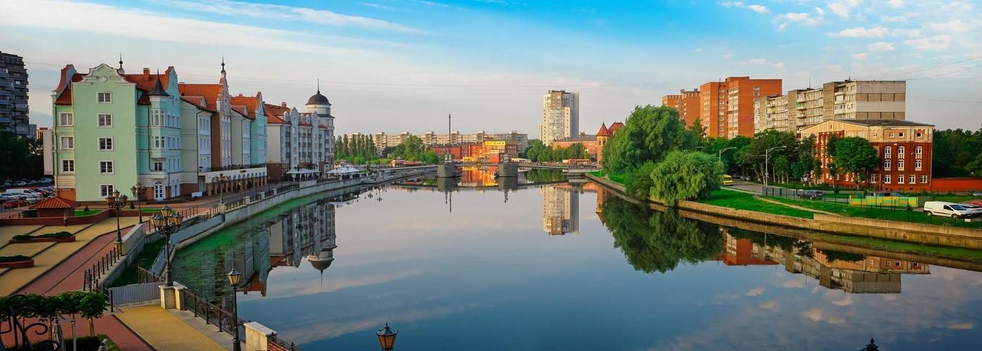 Калининград достопримечательности и фотографии. - Гид по путешествиям