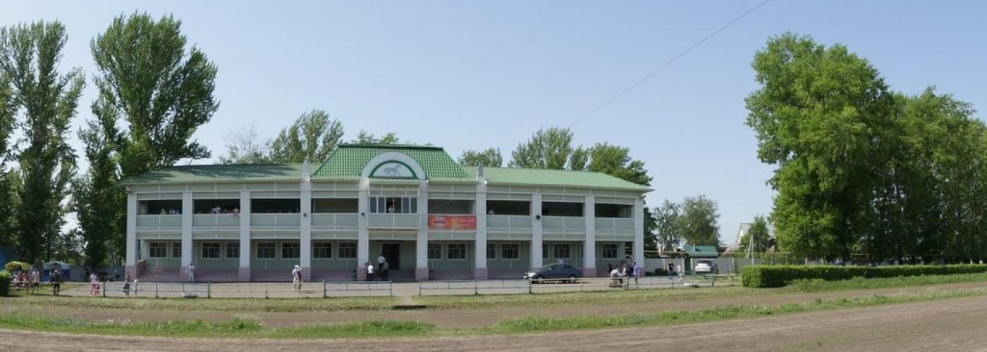 Тамбовский ипподром имени С.М. Буденного
