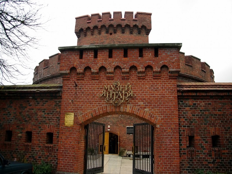Калининград главные экскурсии музеи