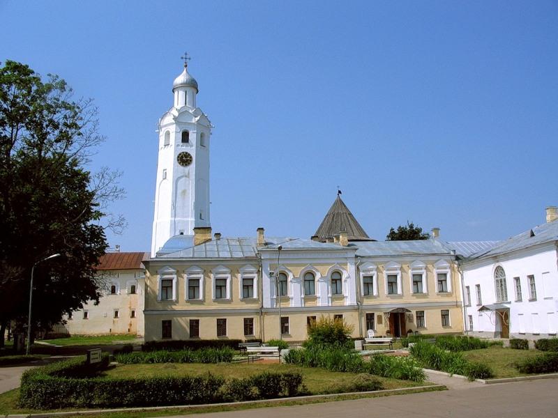 башни в Великом Новгороде посмотреть