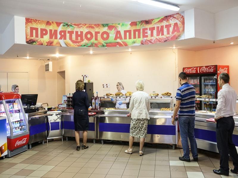 столовая, где можно вкусно и экономно поесть в Санкт-Петербурге