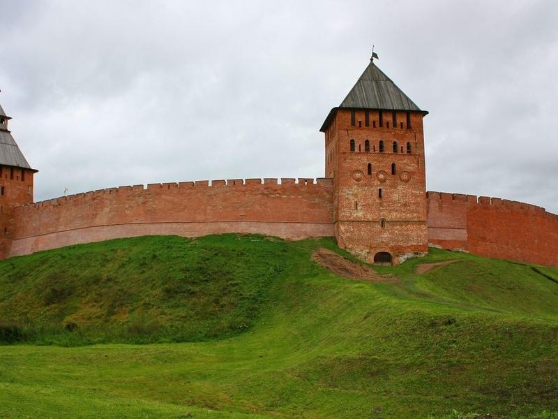 Достопримечательности Великого Новгорода кремль