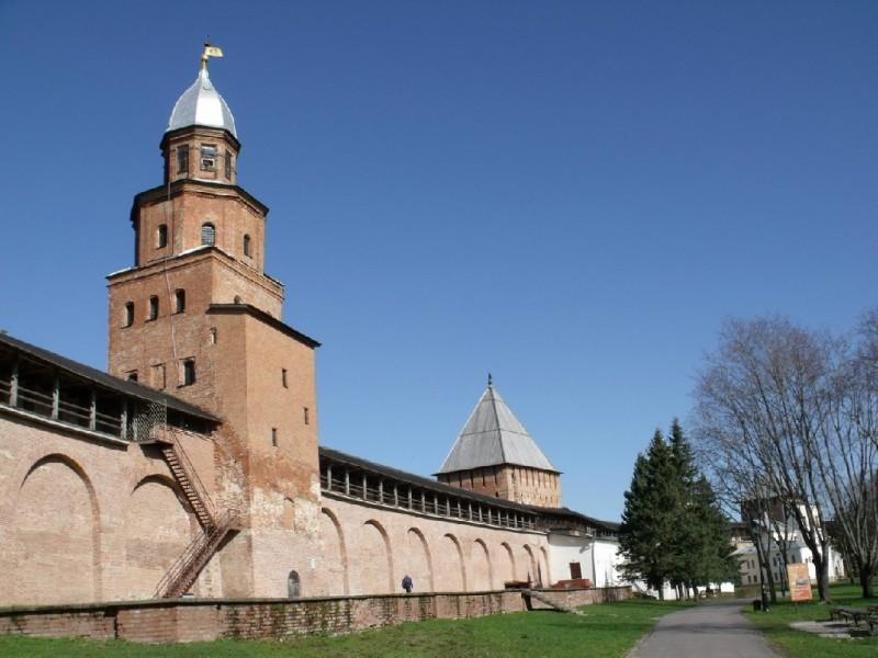 Великий Новгород достопримечательности посмотреть башни