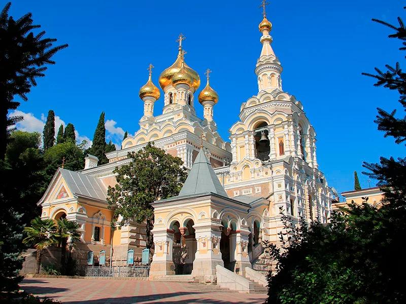 Ялта Крым достопримечательности и развлечения