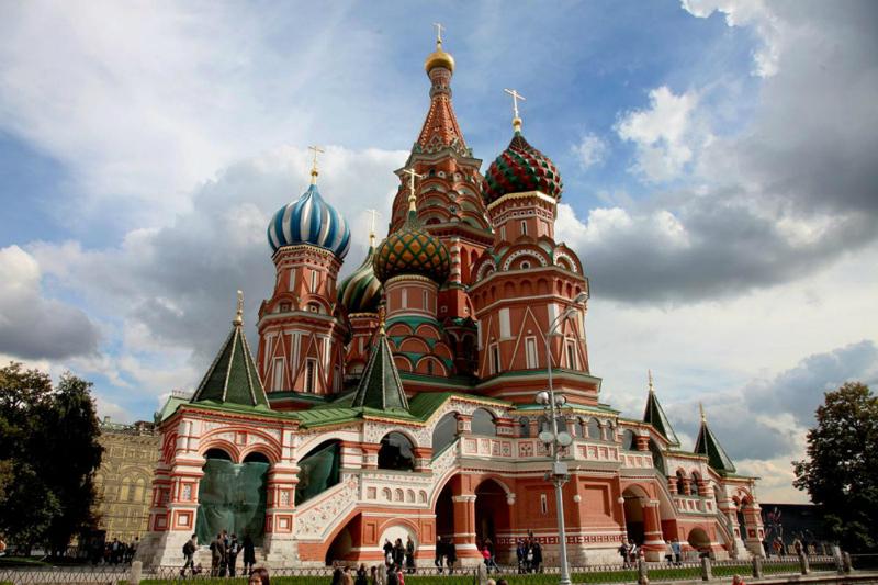 достопримечательности москвы 2019