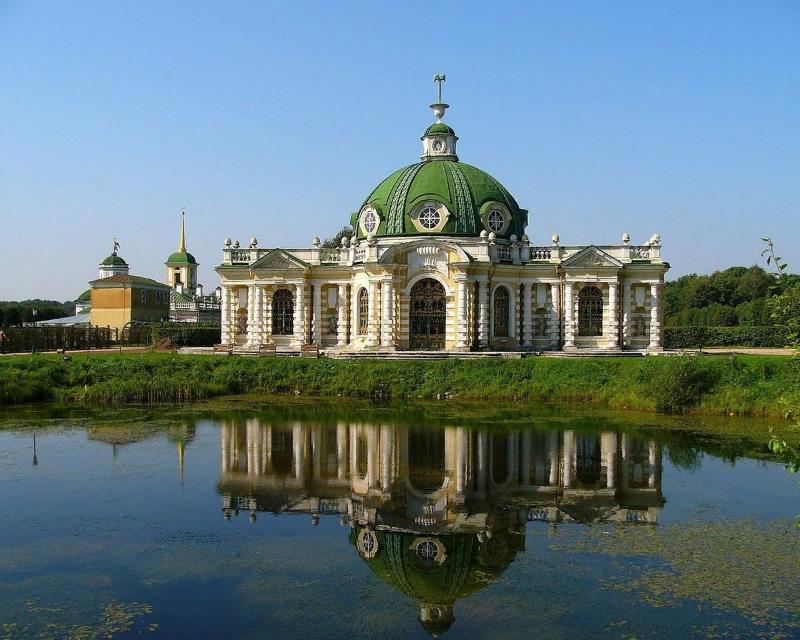 достопримечательности москвы список с описанием и адресами