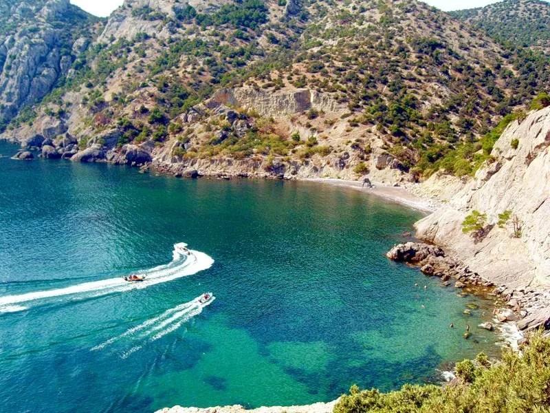 Судак Крым фото пляжей
