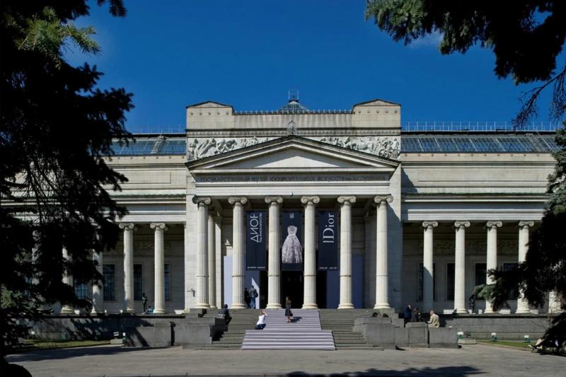 достопримечательности города москвы