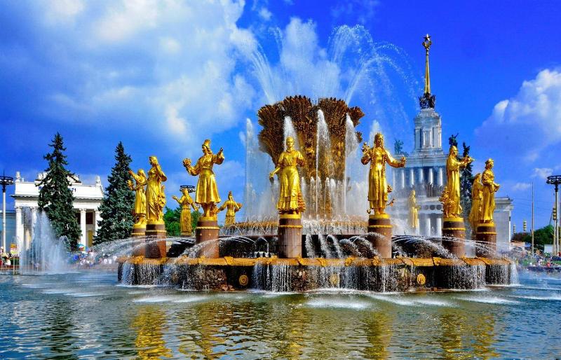 топ 10 достопримечательностей москвы